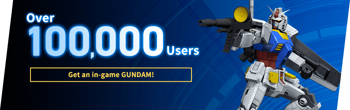 Over 100,000 Users