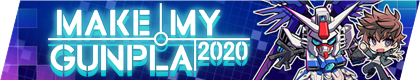 MAKE MY GUNPLA 2020